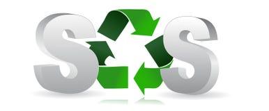 回收向量 库存图片