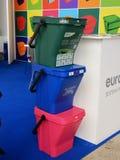回收容器 库存图片