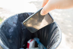 回收技术 库存照片