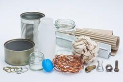 回收材料 免版税库存图片