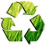 回收标志 图库摄影