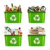 回收概念 免版税库存照片