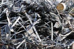 回收的废对象 图库摄影