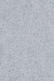 回收纸轻的粉末灰色蓝色额外粗面难看的东西纹理样品 免版税图库摄影