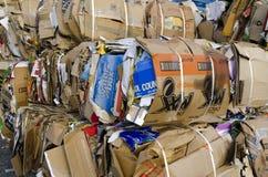回收驻地 免版税图库摄影