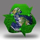 回收 免版税图库摄影