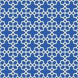 回教几何抽象样式 向量例证