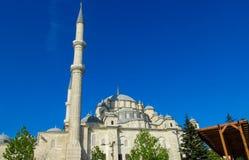 回教清真寺在土耳其 图库摄影
