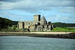 因奇科姆岛修道院 库存图片