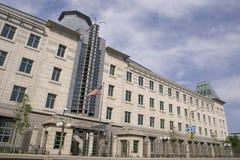 团结的使馆状态 免版税图库摄影