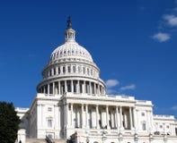 团结的国会大厦状态 库存照片