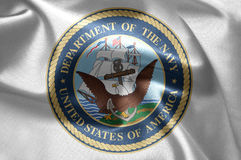 团结的海军状态 库存照片