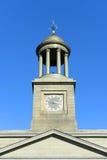 团结的第一个教区教堂,昆西,马萨诸塞 免版税库存图片