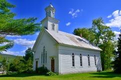 团结的教会老 免版税库存照片