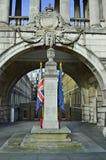 团结的王国伦敦 库存图片