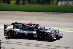 团结的Autosports Ligier勒芒原型在蒙扎 库存图片