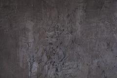 困厄的抽象派黑色被构造的背景 免版税图库摄影