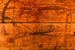 困厄的木板条背景 库存图片