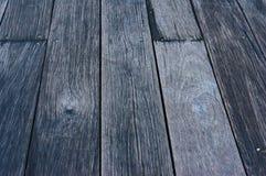 困厄的木纹理 透视图 库存图片
