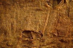 困厄的织品纹理背景 免版税库存图片
