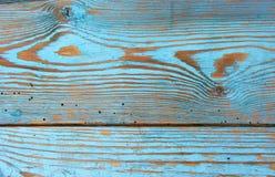 困厄的被风化的木纹理 免版税库存照片