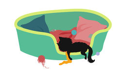 困小猫 免版税库存照片