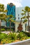 困难旅馆槟榔岛岩石 库存照片