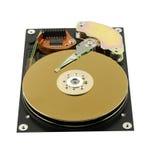 困难的磁盘驱动器 免版税库存照片