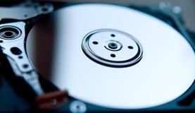 困难计算机的盘 免版税库存图片