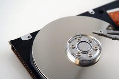 困难计算机的驱动器 免版税库存照片
