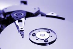 困难计算机的驱动器 库存照片