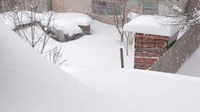 围场降雪冬天 股票录像