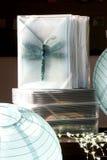 固定式的蜻蜓 免版税图库摄影