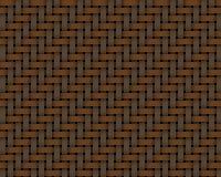 固定的斜纹组织 图库摄影