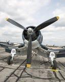 1945年固特异FG-1D海盗 免版税库存图片