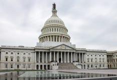 国会华盛顿 免版税库存图片