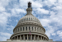 国会华盛顿 库存图片