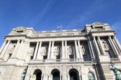 国会图书馆: 免版税图库摄影