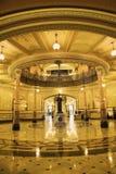国会大厦伊利诺伊内部斯普林菲尔德&# 免版税库存照片