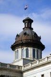 国会大厦卡罗来纳州哥伦比亚南状态 免版税库存图片