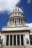 国会大厦古巴 免版税库存照片