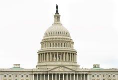 国会大厦圆顶小山 库存照片