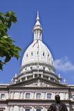 国会大厦圆顶 库存照片