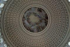 国会大厦圆顶 库存图片