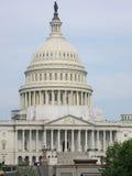 国会大厦圆顶 免版税库存照片