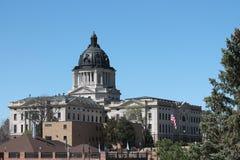 国会大厦复杂达可它南状态 免版税库存图片