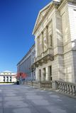 国会大厦复杂 免版税库存图片