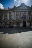 国会大厦宫殿 免版税库存图片