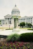 国会大厦密苏里状态 免版税库存照片