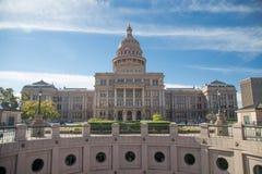 国会大厦得克萨斯 库存照片